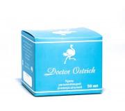 Крем увлажняющий  Универсальный серии Страусиный лекарь *20% с лавандой 50 mll